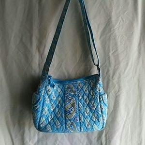 Vera Bradley crossbody purse.